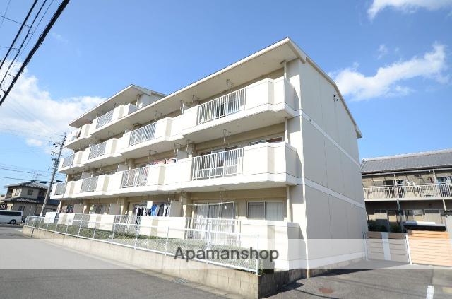 愛知県安城市、新安城駅徒歩22分の築23年 4階建の賃貸マンション