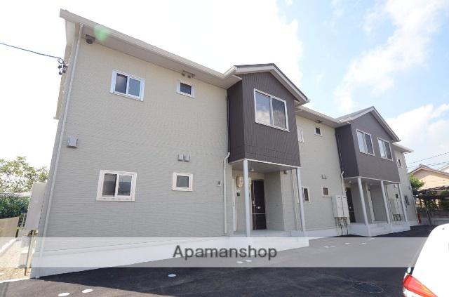 愛知県高浜市、三河高浜駅徒歩18分の築2年 2階建の賃貸アパート