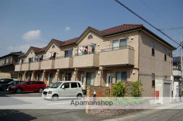 愛知県岡崎市、矢作橋駅徒歩4分の築11年 2階建の賃貸アパート
