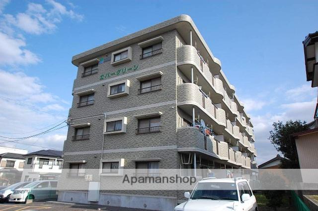 愛知県安城市、安城駅徒歩20分の築19年 4階建の賃貸マンション