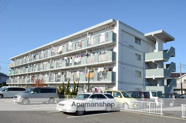 愛知県安城市、安城駅徒歩23分の築22年 4階建の賃貸マンション