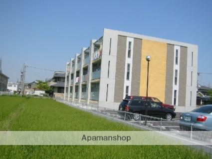 愛知県西尾市、西尾駅徒歩13分の築14年 3階建の賃貸マンション