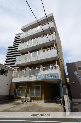 愛知県安城市、安城駅徒歩9分の築26年 5階建の賃貸マンション