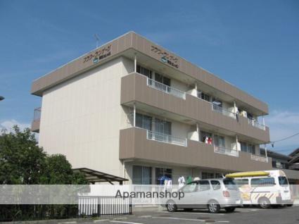 愛知県刈谷市、野田新町駅徒歩12分の築26年 3階建の賃貸マンション