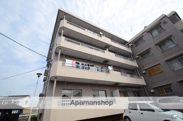 愛知県安城市、安城駅徒歩18分の築32年 4階建の賃貸マンション