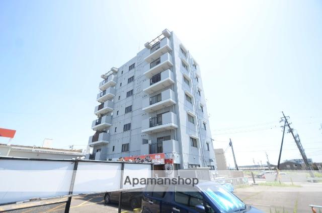 愛知県安城市、新安城駅徒歩25分の築28年 7階建の賃貸マンション