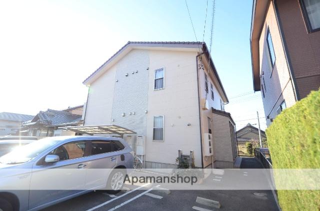 愛知県安城市、碧海古井駅徒歩16分の築9年 2階建の賃貸アパート