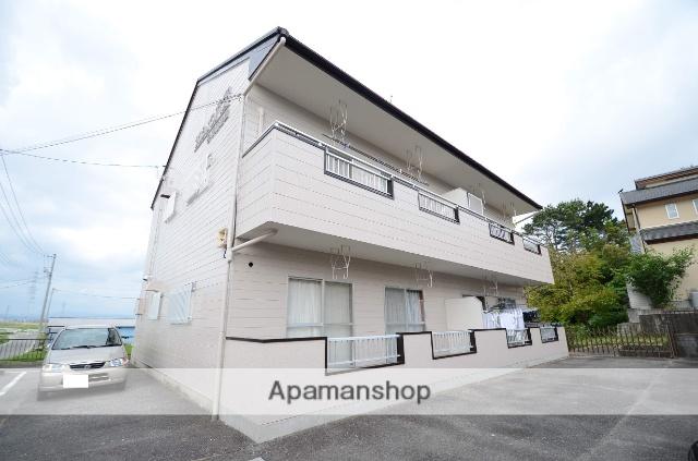 愛知県安城市、碧海古井駅徒歩10分の築27年 2階建の賃貸アパート