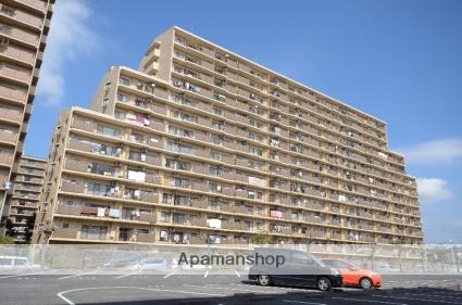 愛知県安城市、新安城駅徒歩8分の築27年 14階建の賃貸マンション