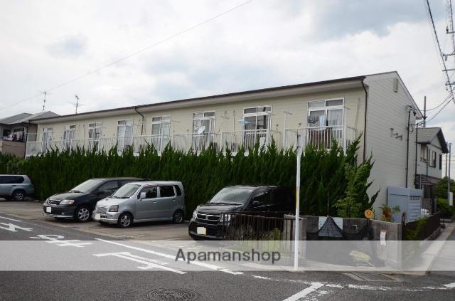 愛知県安城市、新安城駅徒歩13分の築23年 2階建の賃貸アパート