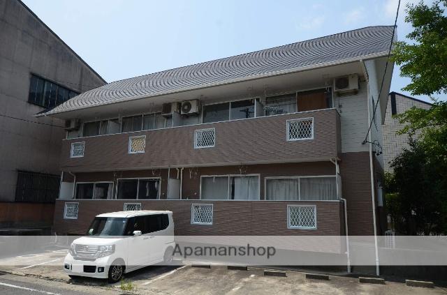 愛知県安城市、碧海古井駅徒歩7分の築24年 2階建の賃貸アパート