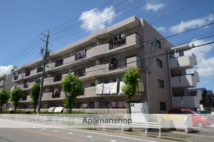 愛知県刈谷市、東刈谷駅徒歩9分の築24年 4階建の賃貸マンション
