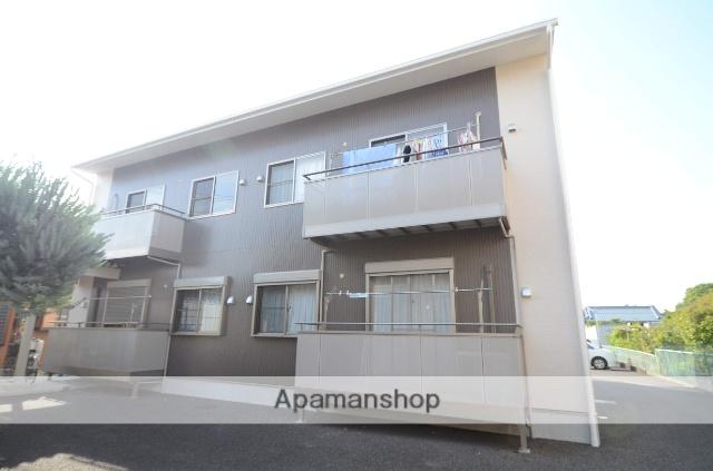 愛知県安城市、安城駅徒歩12分の築9年 2階建の賃貸アパート