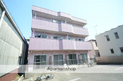 愛知県刈谷市、一ツ木駅徒歩17分の築32年 3階建の賃貸マンション