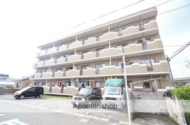 愛知県安城市、新安城駅徒歩2分の築21年 4階建の賃貸マンション