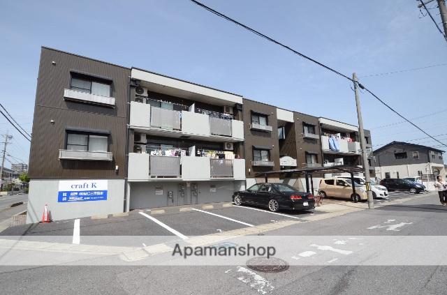 愛知県安城市、南安城駅徒歩14分の築11年 2階建の賃貸マンション