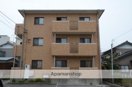 愛知県西尾市、桜町前駅徒歩5分の築14年 3階建の賃貸マンション