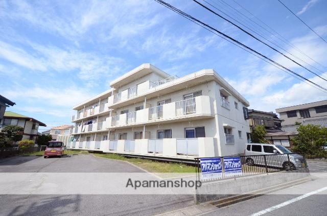 愛知県安城市、三河安城駅徒歩13分の築23年 3階建の賃貸マンション