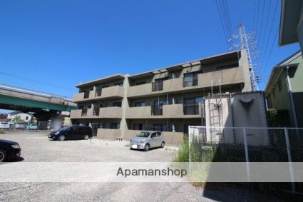 愛知県刈谷市、東刈谷駅徒歩10分の築17年 3階建の賃貸マンション