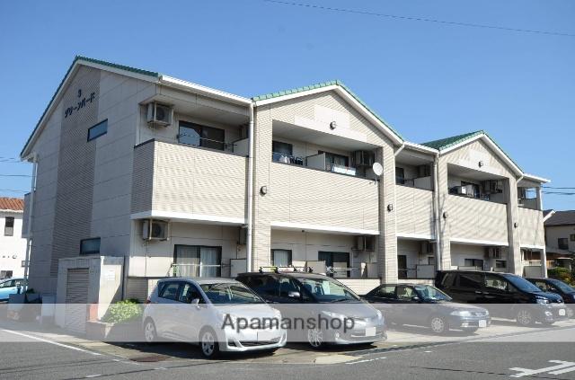愛知県安城市、三河安城駅徒歩17分の築16年 2階建の賃貸アパート
