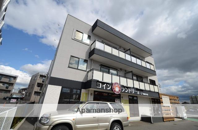 愛知県安城市、桜井駅徒歩12分の築4年 3階建の賃貸マンション