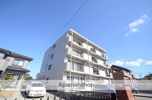 愛知県知立市、牛田駅徒歩16分の築24年 4階建の賃貸マンション