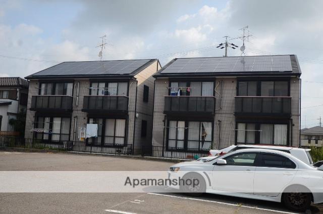 愛知県安城市、新安城駅徒歩11分の築19年 2階建の賃貸アパート