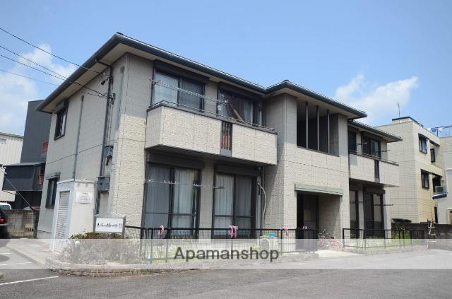 愛知県安城市、安城駅徒歩14分の築17年 2階建の賃貸アパート