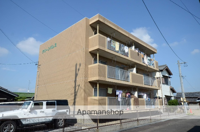 愛知県安城市、三河安城駅徒歩62分の築19年 3階建の賃貸マンション