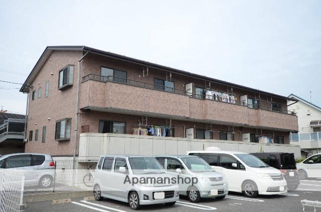 愛知県安城市、安城駅徒歩17分の築14年 2階建の賃貸アパート