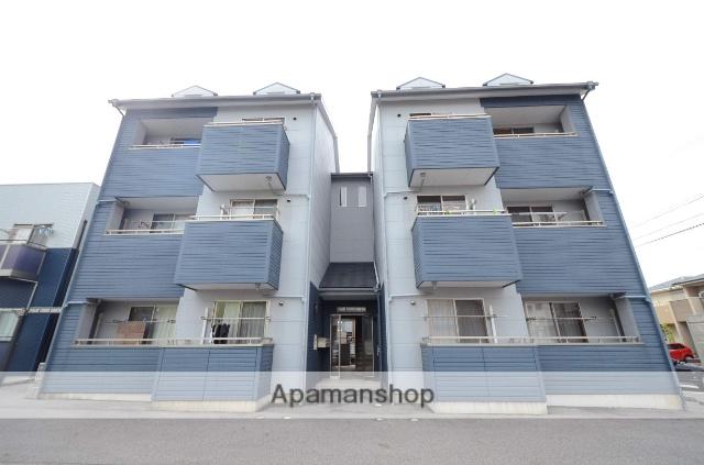 愛知県安城市、新安城駅徒歩7分の築9年 3階建の賃貸マンション