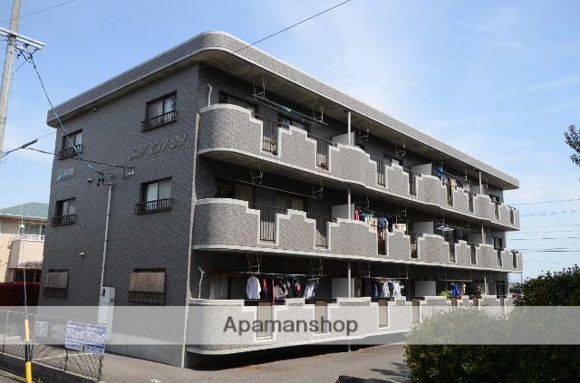 愛知県安城市、三河安城駅徒歩15分の築18年 3階建の賃貸マンション