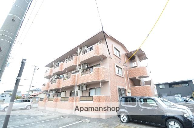 愛知県安城市の築16年 3階建の賃貸マンション