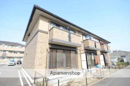 愛知県高浜市、吉浜駅徒歩13分の築8年 2階建の賃貸アパート