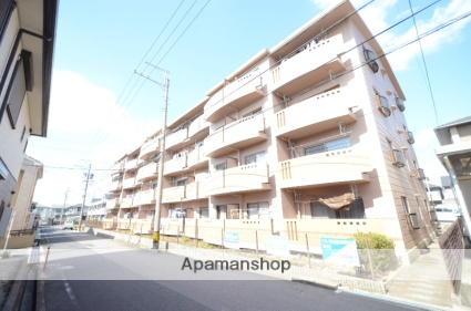 愛知県刈谷市、逢妻駅徒歩26分の築23年 4階建の賃貸マンション