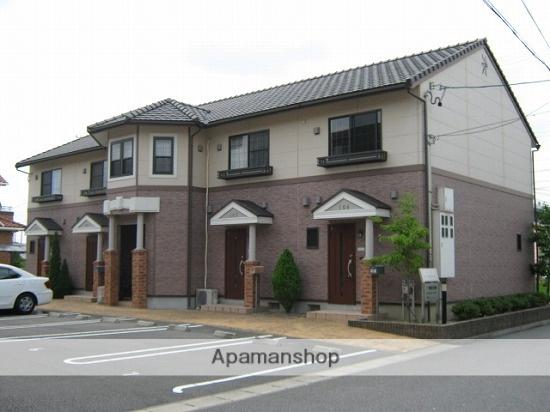 愛知県安城市、桜井駅徒歩8分の築12年 2階建の賃貸アパート