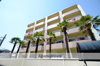 愛知県岡崎市、矢作橋駅徒歩12分の築30年 5階建の賃貸マンション