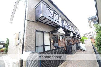 愛知県豊田市、竹村駅徒歩10分の築13年 2階建の賃貸テラスハウス
