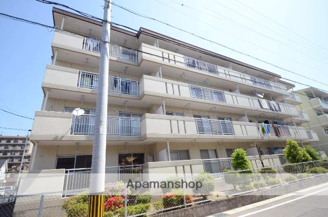 愛知県安城市、新安城駅徒歩19分の築26年 4階建の賃貸マンション