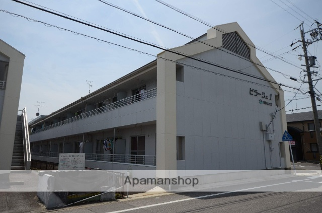 愛知県安城市、三河安城駅徒歩12分の築28年 2階建の賃貸アパート