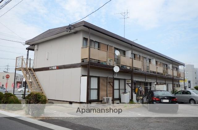 愛知県安城市、三河安城駅徒歩13分の築36年 2階建の賃貸アパート
