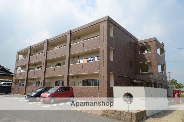 愛知県安城市、堀内公園駅徒歩9分の築5年 3階建の賃貸マンション