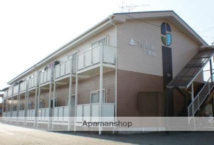 愛知県豊田市、北野桝塚駅徒歩14分の築24年 2階建の賃貸アパート