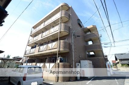 愛知県知立市、牛田駅徒歩15分の築17年 4階建の賃貸マンション