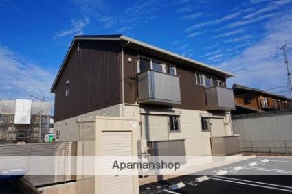 愛知県西尾市、桜町前駅徒歩13分の築1年 2階建の賃貸アパート