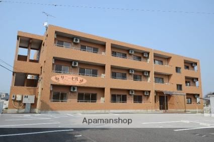 愛知県西尾市、西尾駅徒歩19分の築6年 3階建の賃貸マンション