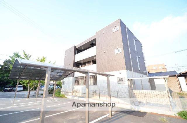 愛知県知立市、知立駅徒歩4分の新築 3階建の賃貸アパート