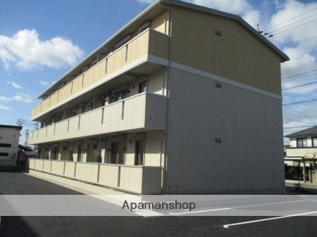 愛知県安城市、安城駅徒歩19分の新築 3階建の賃貸アパート