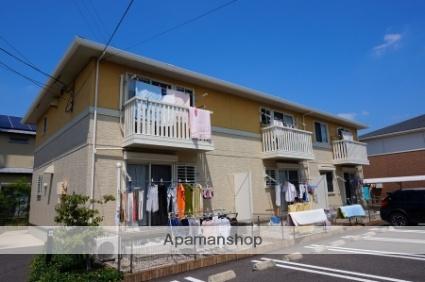 愛知県西尾市の築7年 2階建の賃貸アパート
