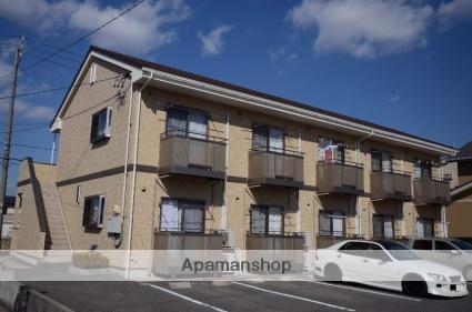 愛知県刈谷市、野田新町駅徒歩3分の築11年 2階建の賃貸アパート